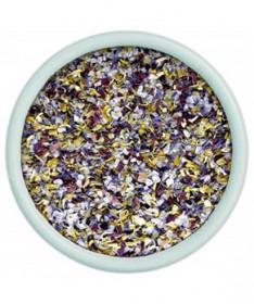 SAL de IBIZA Mořská sůl s barevnými květy
